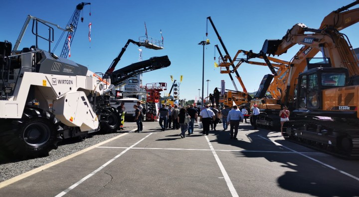 New date of bauma CTT RUSSIA: September 8 to 11, 2020 at Crocus Expo in Moscow